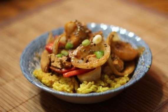 Strange Flavor Chicken Recipe In Urdu