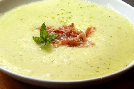 Surmai Kharbozay Ka Soup Recipe In Urdu