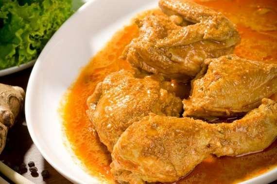 Curry Chicken Recipe In Urdu