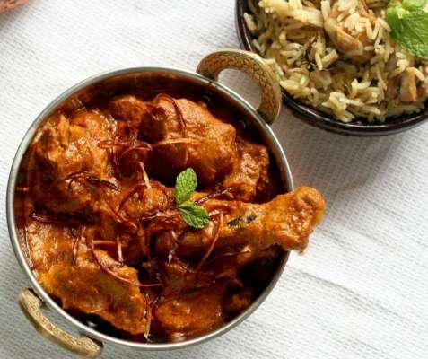 Dum Pukht Chicken Recipe In Urdu