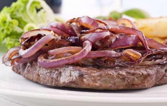 Stir Fry Beef With Onion Recipe In Urdu