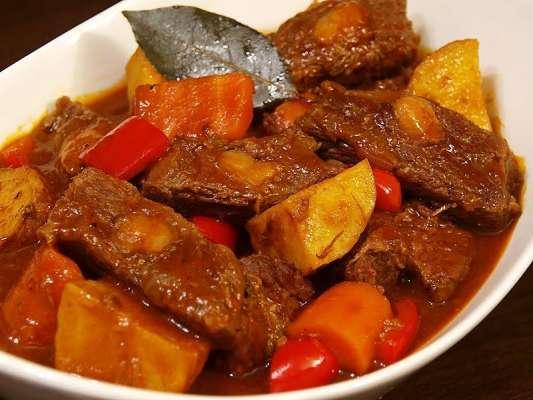 Kaghazi Beef Recipe In Urdu