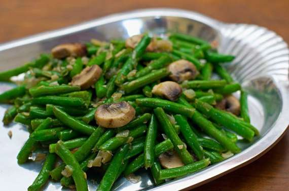 Half Stir Beans Recipe In Urdu