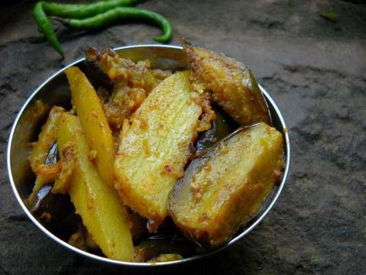 Dum Ke Baingan Recipe In Urdu