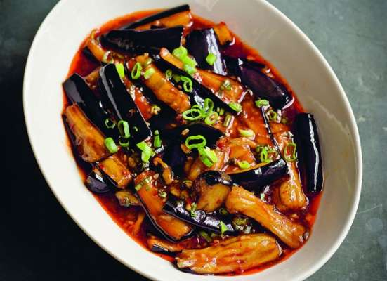 Fish Flavored Eggplant Recipe In Urdu