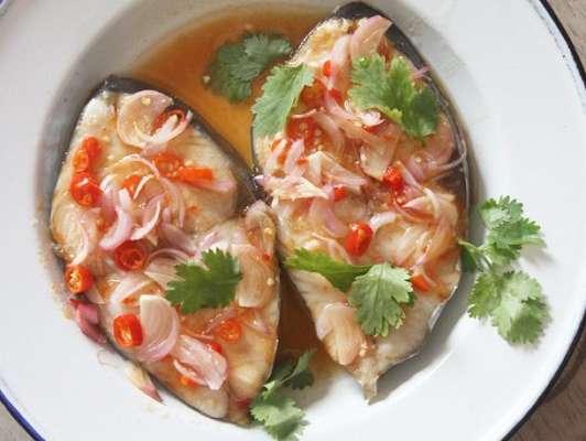 Steam Fish Recipe In Urdu