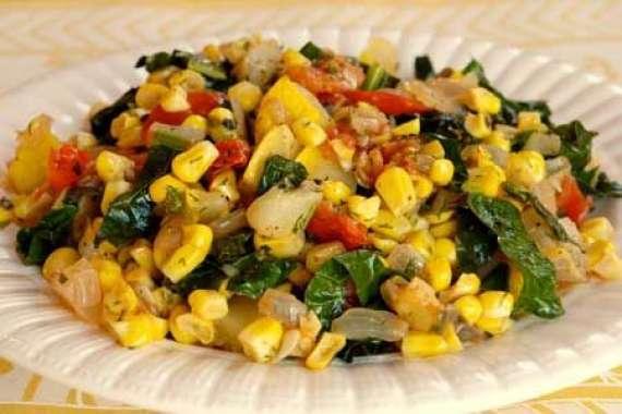 Mixed Vegetable Recipe In Urdu