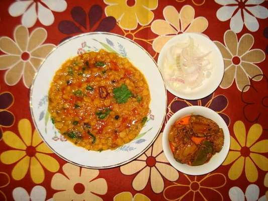 Dal Chana Masaledar Recipe In Urdu