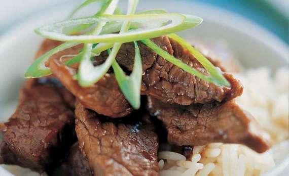 Fried Beef Recipe In Urdu