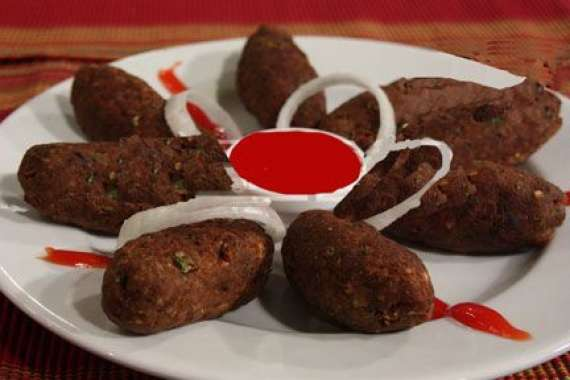 Keema Kabab Recipe In Urdu
