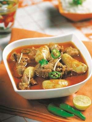 Arvi Gosht Recipe In Urdu