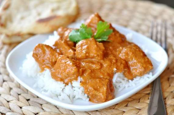 Butter Chicken Rice Recipe In Urdu