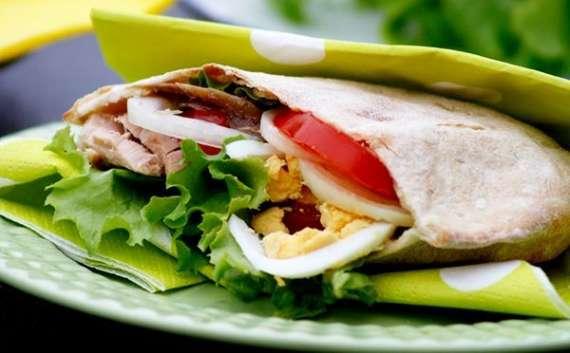Pita Sandwich Recipe In Urdu