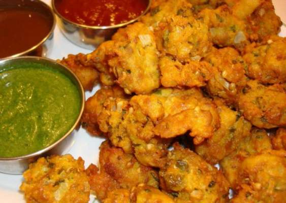 Arvi Pattay Kay Pakoray Recipe In Urdu