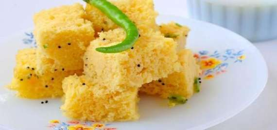 Instant Dhokla Recipe In Urdu