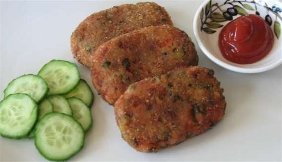 Vegetable Cutlets Recipe In Urdu