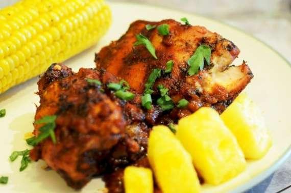 Chicken Pineapple Recipe In Urdu