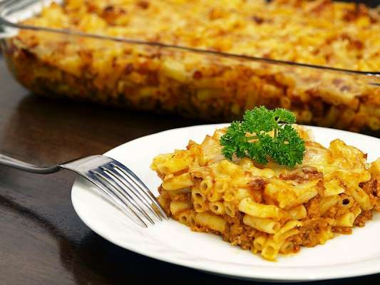 Bake Macaroni Recipe In Urdu