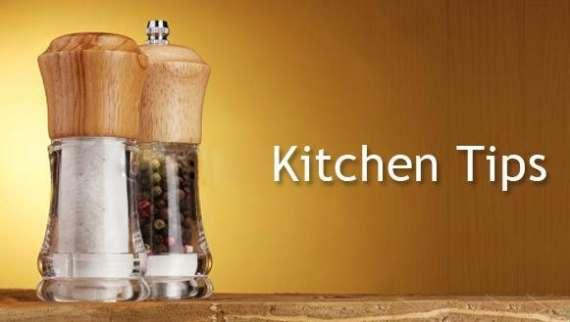 Kitchen Tips Recipe In Urdu