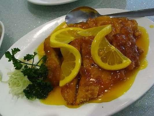 Chicken In Lemon Sauce Recipe In Urdu