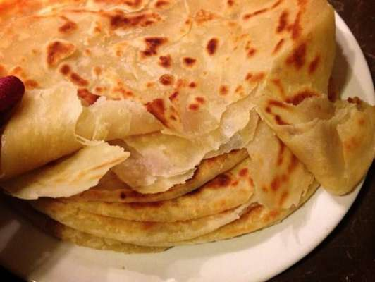 Chapati Float Recipe In Urdu