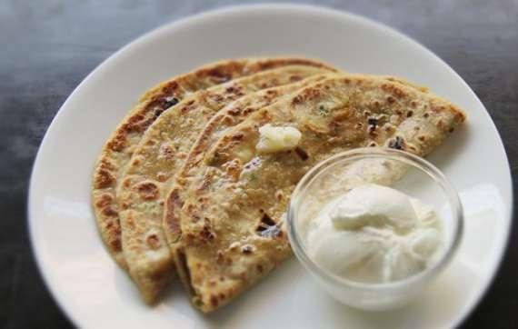 Aloo Bhara Paratha Recipe In Urdu