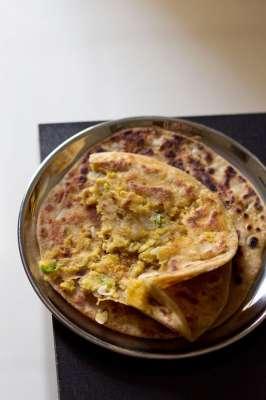 Daal Bhari Roti Recipe In Urdu