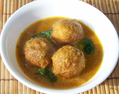 Prawn Kofta Recipe In Urdu