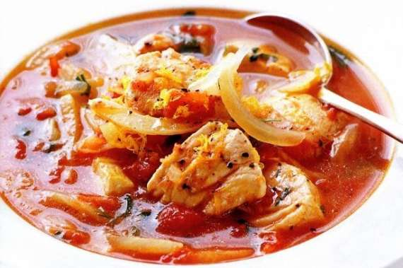 Tomato Fish Recipe In Urdu