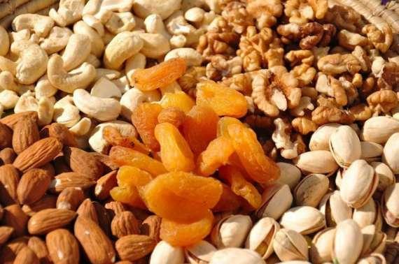 Kaju With Peanuts And Hari Mirch Recipe In Urdu
