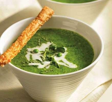 Palak Ka Soup Recipe In Urdu