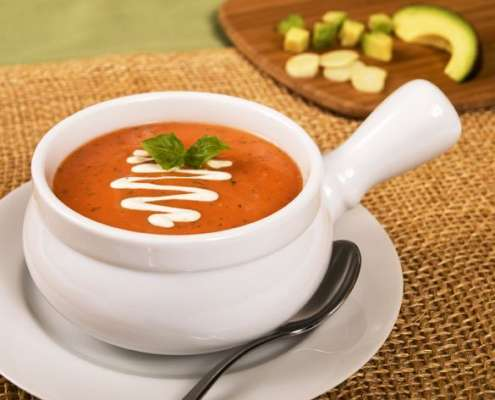 Cream Of Tomato Soup Recipe In Urdu