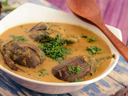 Dahi Aur Phalli Ka Salan Recipe In Urdu