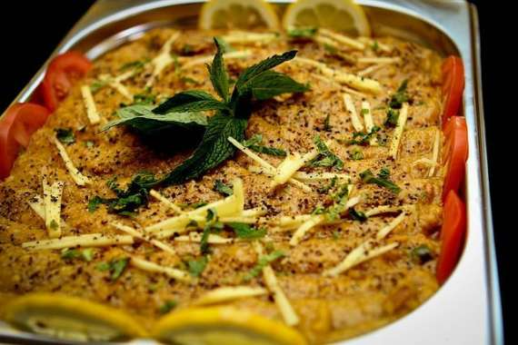 Sabziyon Ki Haleem Recipe In Urdu