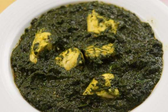 Cholai Ka Saag Recipe In Urdu