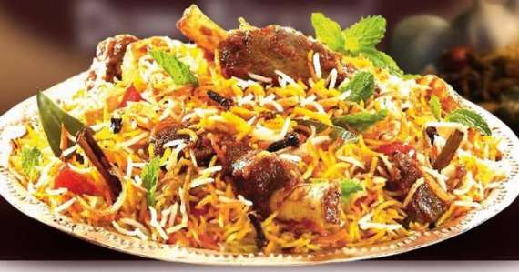 Sabzi Aur Gosht Ki Biryani Recipe In Urdu