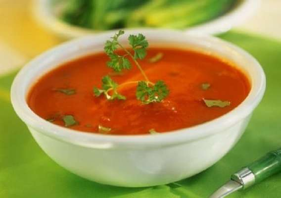 Tamatar Anda Soup Recipe In Urdu