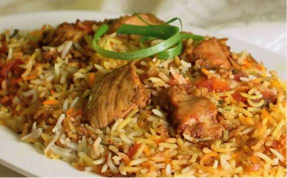 Irani Biryani Gosht Recipe In Urdu