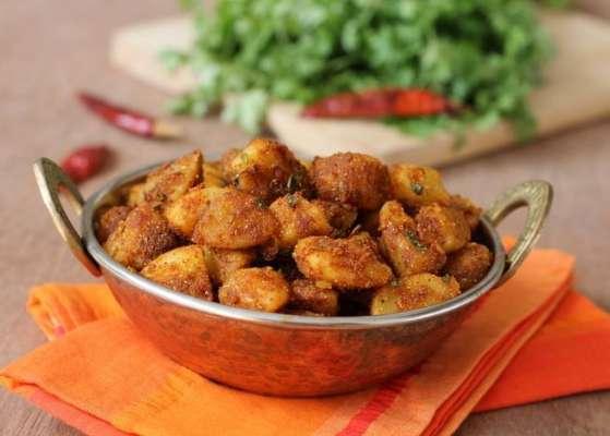 Masalay Dar Aloo Recipe In Urdu