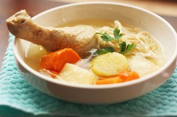 Chicken Soup Recipe In Urdu