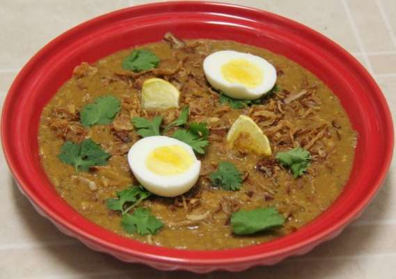 Murgh Haleem Recipe In Urdu