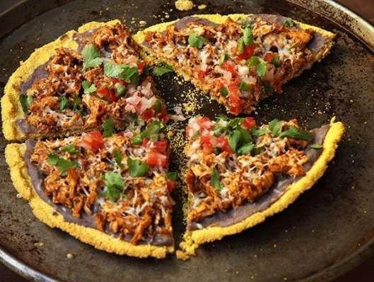Chicken Carrot Pizza Recipe In Urdu
