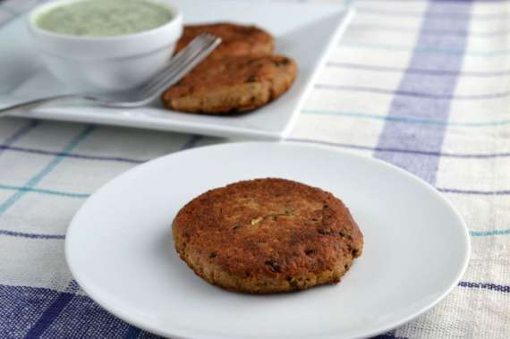 Chatni Bharay Shami Kabab Recipe In Urdu