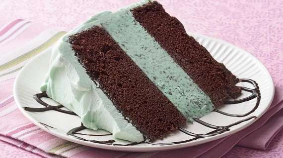 Chilled Ice Cream Cake Recipe In Urdu