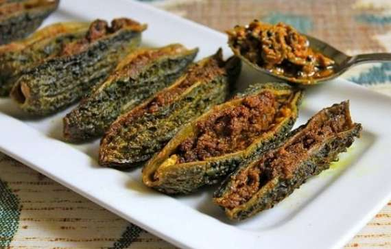Murgh Karela Kabab Recipe In Urdu