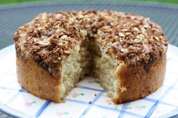 Coffee Aur Akhrot Cake Recipe In Urdu