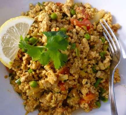 Egg Rice Keema Recipe In Urdu
