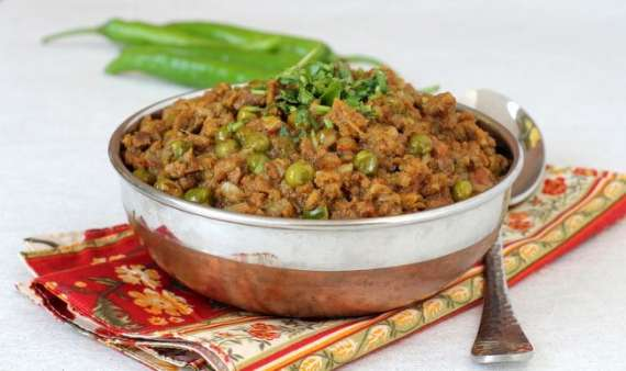 Baked Keema Recipe In Urdu