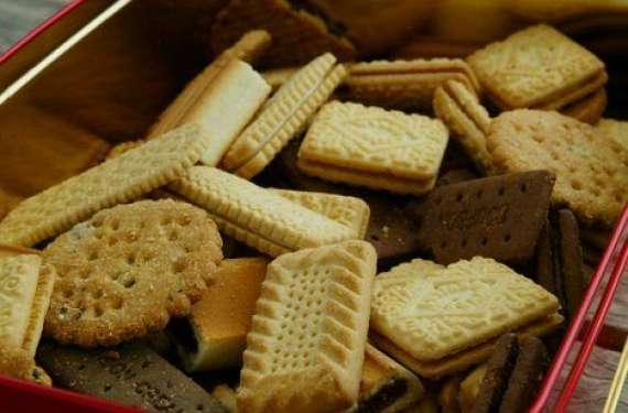 Mazaidar Biscuit Recipe In Urdu