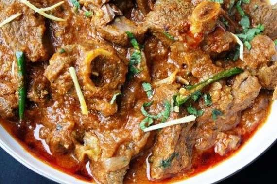 Mirch Achar Gosht Recipe In Urdu